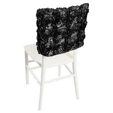 Rosette Chair Cap