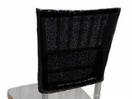 Sequin Chair Cap