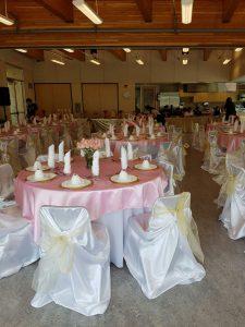 pink banquet
